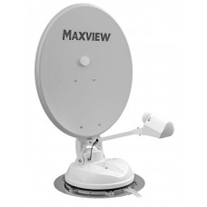 Maxview manual cranck up satelite system, 85 cm single
