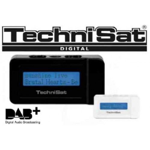 technisat dab digitradio go wit. Black Bedroom Furniture Sets. Home Design Ideas
