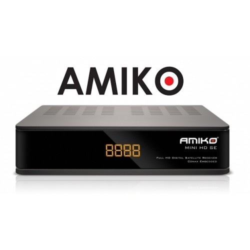 Amiko Mini HD satelliet ontvanger