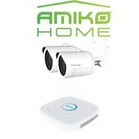 AMIKO HOME CAMERA BEVEILIGINGSSET WiFi 2