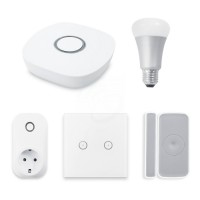 AMIKO Smart Home Startersset Control 2
