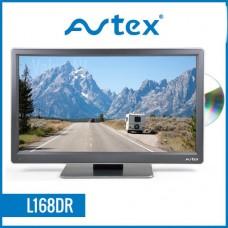 Avtex 16 inch televisie L168DR  LED TV DVB-T/T2 HD DVD