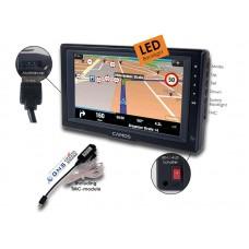 Camos CN-900 Navigatiesysteem met monitor functie