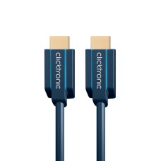 Clicktronic High Speed HDMI kabel met ethernet - advanced series- 0,5 meter