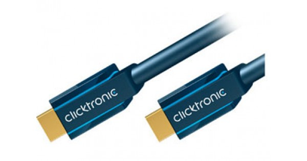 Clicktronic High Speed HDMI kabel met ethernet - 20 meter