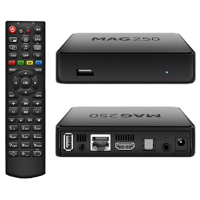 MAG 250 IPTV Set-Top Box