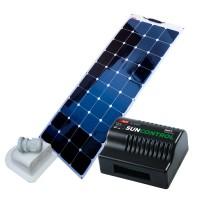 NDS flexibele zonnepaneel-set 140 watt