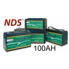 NDS GP 100B Service Accu AGM 12V 100Ah