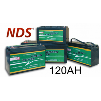 NDS GP 120 Service Accu AGM 12V 120Ah