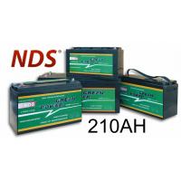 NDS GP 210 Service Accu AGM 12V 210Ah