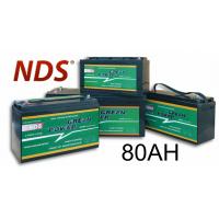 NDS GP 80 Service Accu AGM 12V 80Ah