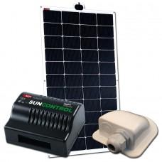 NDS KPL145wp complete zonnepaneelset.