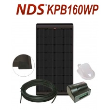 NDS  Zonnepaneel Black SET  KPB160WP
