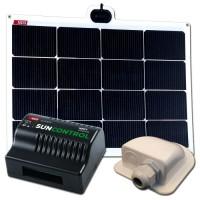 NDS SOLARFLEX EVO 50W Flex Zonnepaneel Set