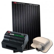 NDS KPL105wp-b complete zonnepaneelset.
