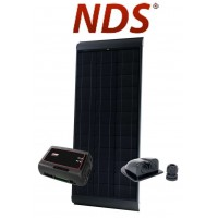 NDS  Zonnepaneel Black SET  KPB115WP