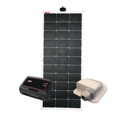 NDS SOLARFLEX EVO 150W Flex Zonnepaneel Set