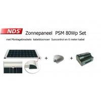 NDS Zonnepaneel 80W Set compleet