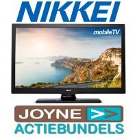 Nikkei NL22MBK 22 inch 12V combivoordeel joyne