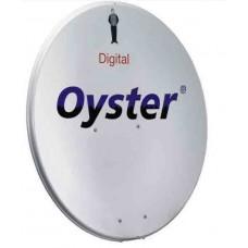 Oyster losse schotel antenne 85cm, nieuw in doos