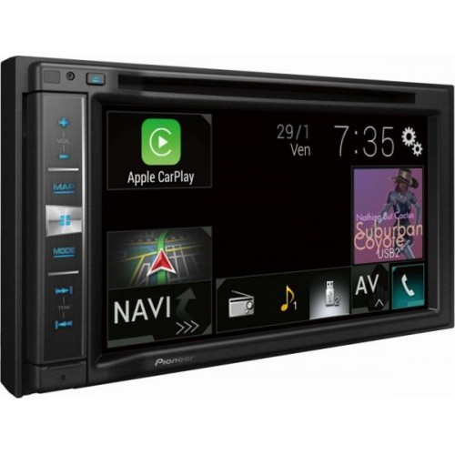 pioneer navigatie met autoradio avic f980bt c. Black Bedroom Furniture Sets. Home Design Ideas
