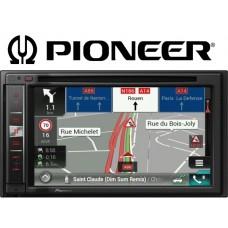 Pioneer navigatie met autoradio, AVIC-F980BT-C