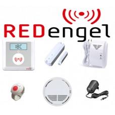 RedEngel senioren alarmeringssysteem
