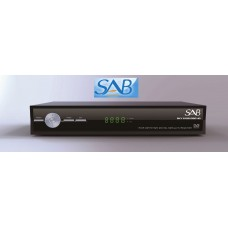 SAB Sky 5100 CISC HD S810, goedkoopste satelliet ontvanger met ci