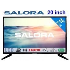 Salora 20LED1600, simpele led tv