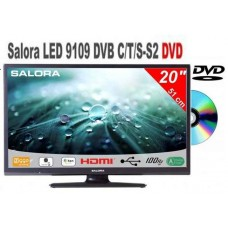 Salora  LED 9109DVD 20 inch