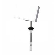 Selfsat Camp 38, hand bediende schotel antenne.