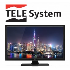 TeleSystem 19 inch HD tv
