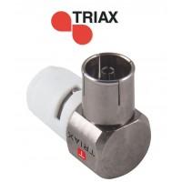 Triax coaxkabel connector koswi 4 Female