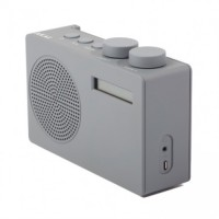 Akai Portable DAB+ radio ADB10 grijs
