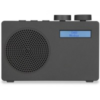 Akai Portable DAB+ radio ADB10 antraciet