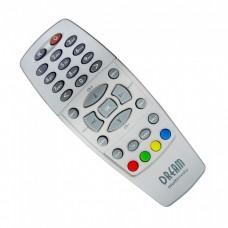 Dreambox DM7020/ DM7025/DM600/DM800/DM8000 Omega Zwart afstandsbediening