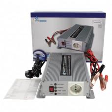 Omvormer 12 - 230 V 600 W lader