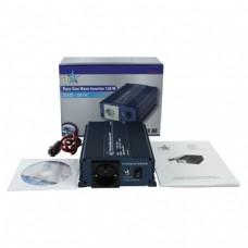Zuivere sinus omvormer 12 - 230 V 150 W