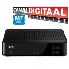 M7 Hybride MZ-101 HD zapper incl. Smartcard