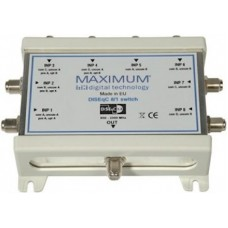 Maximum DiSEqC Switch 8/1