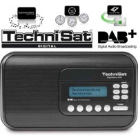 Technisat DAB+ DigitRadio 200 zwart