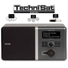 Technisat DAB+ DigitRadio 300 zwart