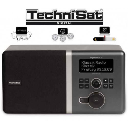 Technisat DigitRadio 300 Zwart