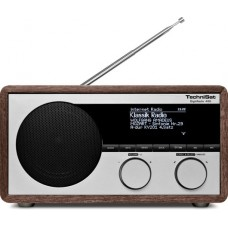 Technisat DAB+ DigitRadio 400 hout
