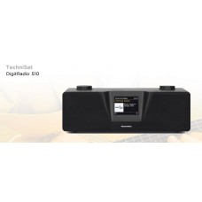 Technisat DAB+ DigitRadio 510 zwart