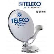 Teleco Flatsat Easy BT 85 SMART TWIN, P16 SAT, Bluetooth