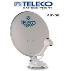 Teleco Flatsat SKEW Easy BT 85 SMART TWIN, P16 SAT,Bluetooth