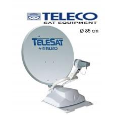 Teleco Telesat BT 85 TWIN, Panel 16 SAT, Bluetooth