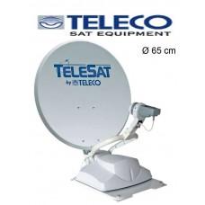 Teleco Telesat BT 65 SMART Diseqc, Panel 16 SAT, Bluetooth