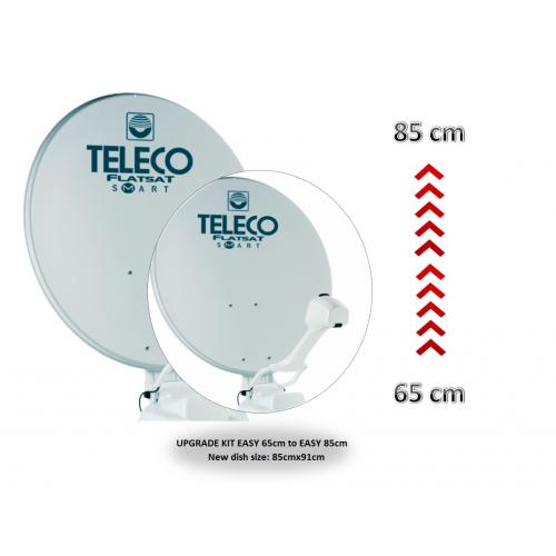 teleco upgrade kit 65 naar 85 cm. Black Bedroom Furniture Sets. Home Design Ideas